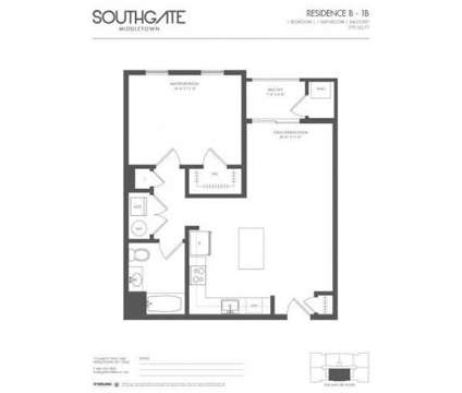 1 Bed - Southgate Middletown at 5 Schindler Ct in Middletown NY is a Apartment