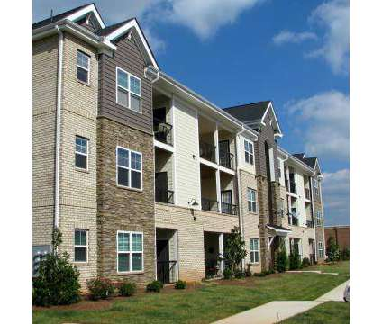 2 Beds - New Garden Square at 5402 Garden Lake Dr in Greensboro NC is a Apartment