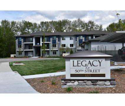 1 Bed - Legacy at 50th Street at 485 East 50th St in Boise ID is a Apartment