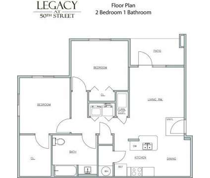 2 Beds - Legacy at 50th Street at 485 East 50th St in Boise ID is a Apartment