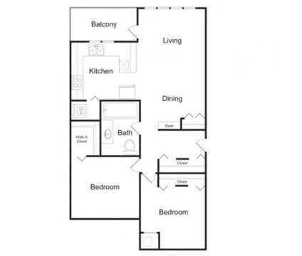2 Beds - Logger Creek at Parkcenter at 332 W Hale St in Boise ID is a Apartment