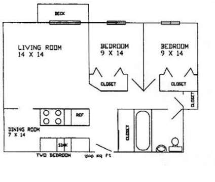 2 Beds - Rose Hill Apartments at 1631 Carl St in Roseville MN is a Apartment