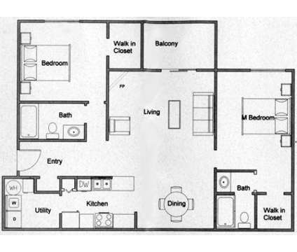 2 Beds - Apartments at Whispering Pines at 2454 Straight St in Batavia OH is a Apartment