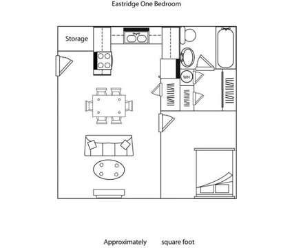 1 Bed - Eastridge Apartments at 2800 Alumni Drive in Lexington KY is a Apartment