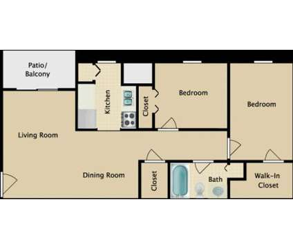 2 Beds - Windsor Hills at 200 Hampton Ct in Blacksburg VA is a Apartment