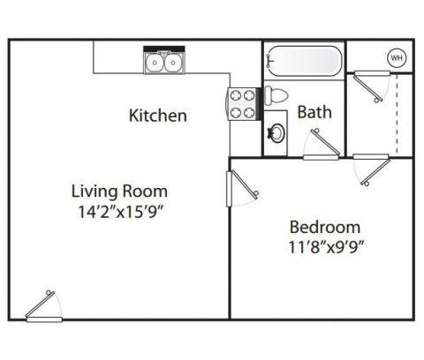 Studio - Torries Chase at 16615 West 139th St in Olathe KS is a Apartment