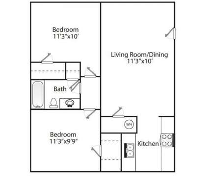 2 Beds - Torries Chase at 16615 West 139th St in Olathe KS is a Apartment