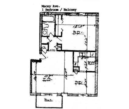 1 Bed - Fountain Villa Apartments at 5639 Macey in Cincinnati OH is a Apartment