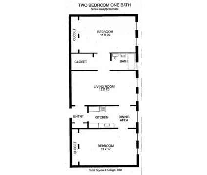 2 Beds - The Fairfax Apartments at 4614 Fifth Ave in Pittsburgh PA is a Apartment
