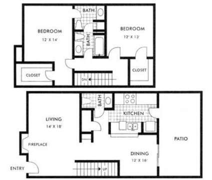 2 Beds - The Element Apartments at 400 Greens Road in Houston TX is a Apartment
