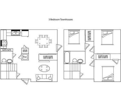 3 Beds - Rosetown Apartments at 320 Elm Tree Ln in Lexington KY is a Apartment
