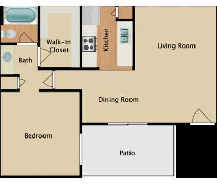 1 Bed - Tamarack Woods Apartment Homes at 825 Tamarack Avenue in Brea CA is a Apartment