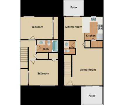 2 Beds - Tamarack Woods Apartment Homes at 825 Tamarack Avenue in Brea CA is a Apartment