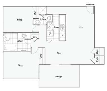 2 Beds - 800 Penn at 800 Pennsylvania St  111 in Denver CO is a Apartment