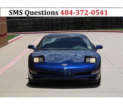 2004 Chevrolet Corvette Coupe 5.7L Gasoline Commemorative Edition is a 2004 Chevrolet Corvette Coupe in Arnold MO