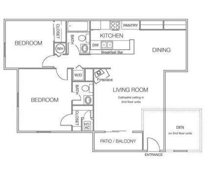 2 Beds - Wood Creek Apartments at 8709 South Wood Creek Dr in Oak Creek WI is a Apartment