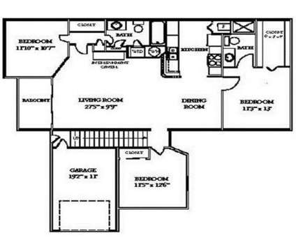 3 Beds - The Gables at Oak Creek at 50 East Field Stone Cir in Oak Creek WI is a Apartment