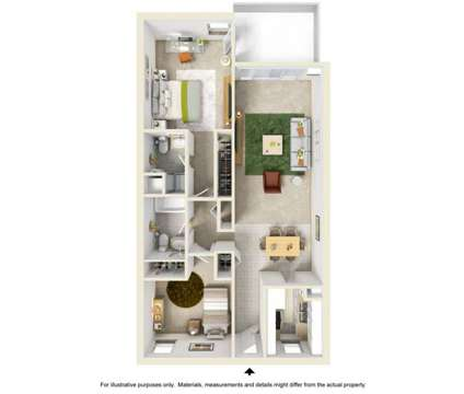 2 Beds - Edelweiss at 998 South Miller Way in Lakewood CO is a Apartment