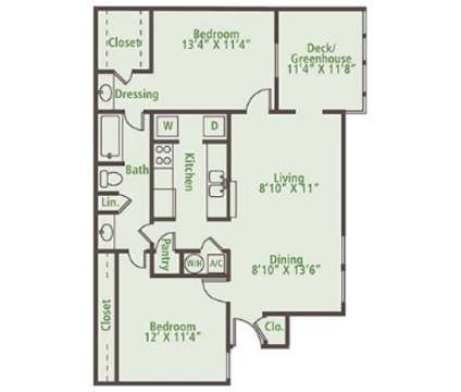 2 Beds - Nesbit Palisades Apartment Homes at 8520 South Holcomb Bridge Way in Alpharetta GA is a Apartment