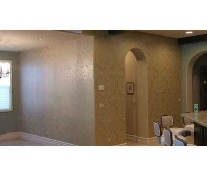 Seamingly Straight Earns Angie's List Award Wallpaper and Painting is a Painting & Staining Services service in Las Vegas NV