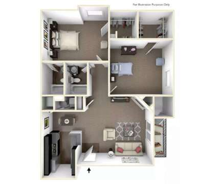 2 Beds - Silver Reef Apartments at 12419 W 2nd Place in Lakewood CO is a Apartment