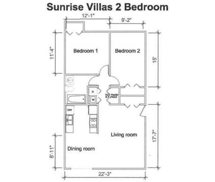2 Beds - Avalon-Cedars-Sunrise Villas at 801 N Tweedt St in Kennewick WA is a Apartment