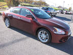 2011 Nissan Maxima Red, 50K miles