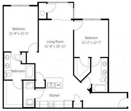 2 Beds - Elements at Briargate at 9403 Cadmium View in Colorado Springs CO is a Apartment