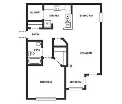 1 Bed - Brookside Park at 565 St Johns Ave in Atlanta GA is a Apartment