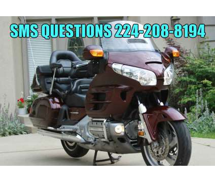 2006 Honda GoldWing NAVI Comfort Package Audio Package NAVIGATION is a 2006 Honda Goldwing Motorcycle in Atlanta GA