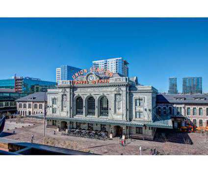 1 Bed - Platform at Union Station at 1650 Wewatta St in Denver CO is a Apartment