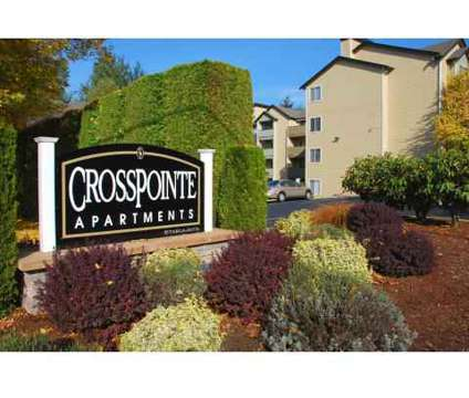 1 Bed - Crosspointe Apartments at 35810 16th Ave South in Federal Way WA is a Apartment
