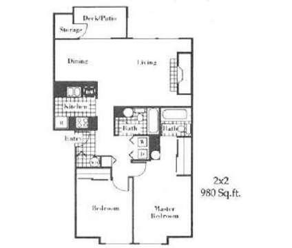 2 Beds - Crosspointe Apartments at 35810 16th Ave South in Federal Way WA is a Apartment