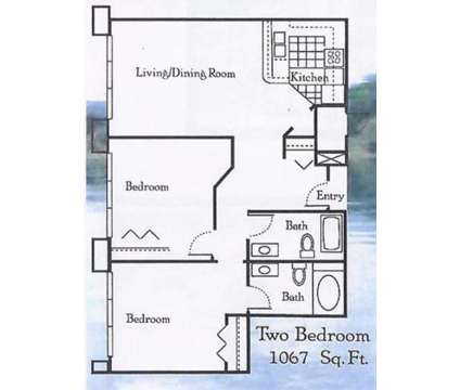 2 Beds - Amazon Apartments at 550 W Western Avenue in Muskegon MI is a Apartment
