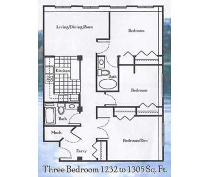 3 Beds - Amazon Apartments at 550 W Western Avenue in Muskegon MI is a Apartment