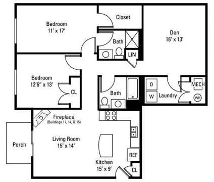 2 Beds - Reserve at Southpointe at 1000 Meadow Ln in Canonsburg PA is a Apartment