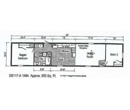 2 Beds - Pine Ridge Mobile Home Park at 6610 Lear Nagle Road in North Ridgeville OH is a Apartment