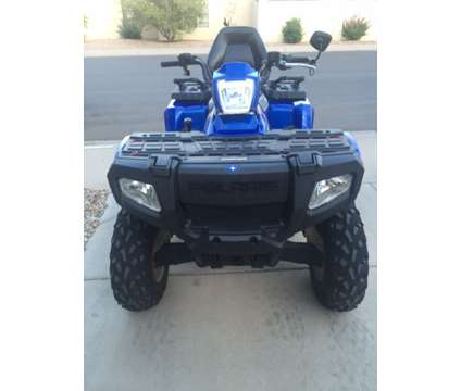 Polaris Sportsman 800 is a 2008 polaris SPORTSMAN ATV in Chandler AZ