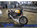 2016 Ducati Scrambler Icon 62 Yellow