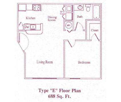 1 Bed - Timber Point at 5900 Greens Rd in Humble TX is a Apartment