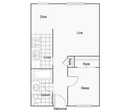 1 Bed - The Montrose at 220 South 152nd in Burien WA is a Apartment