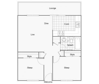 2 Beds - The Montrose at 220 South 152nd in Burien WA is a Apartment