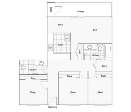 3 Beds - The Montrose at 220 South 152nd in Burien WA is a Apartment
