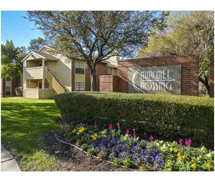 1 Bed - Churchill Crossing at 14100 Thermal Dr in Austin TX is a Apartment