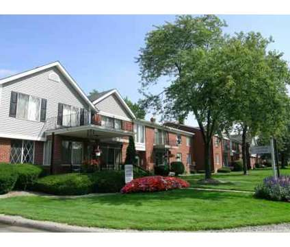 1 Bed - Carriage Hill Apartments at 26322 Westphal St in Dearborn Heights MI is a Apartment