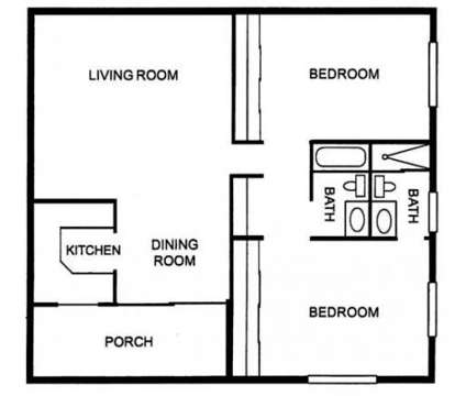 2 Beds - Greentree at 5201 N Dixie Highway in Fort Lauderdale FL is a Apartment