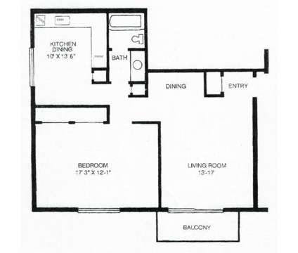 1 Bed - Brittany Court at 960 64th St in La Grange IL is a Apartment