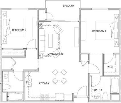 2 Beds - HoM @ West Temple at 3221 W Temple St in Los Angeles CA is a Apartment