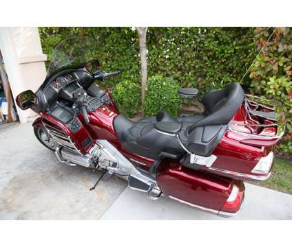 LIKE NEW 2009 Honda Gold Wing 1800 Audio/Comfort/Navi/XM is a 2009 Honda Gold Wing Road Bike in Henderson NV