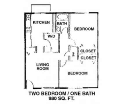 2 Beds - Kenridge Apartments at 3893 Kensington Road in Decatur GA is a Apartment